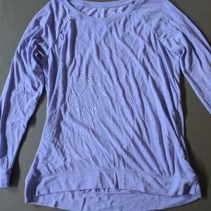 Tops - Purple sweatshirt